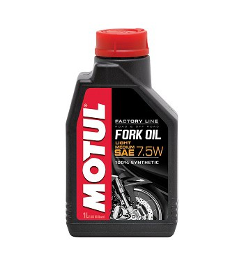 MOTUL FORK OIL LIGHT/MEDIUM...